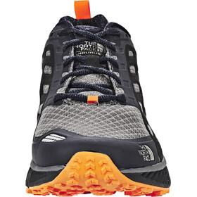 The North Face Endurus TR Shoes Men Dark Gull Grey/Exuberance Orange